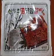 수제돼지왕갈비(6대)2팩(12인분)